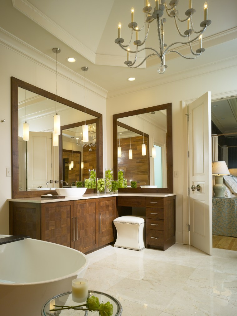 This bathroom has been remodeled by Douglas Weiss bathroom, ceiling, countertop, estate, home, interior design, kitchen, real estate, room, orange, brown