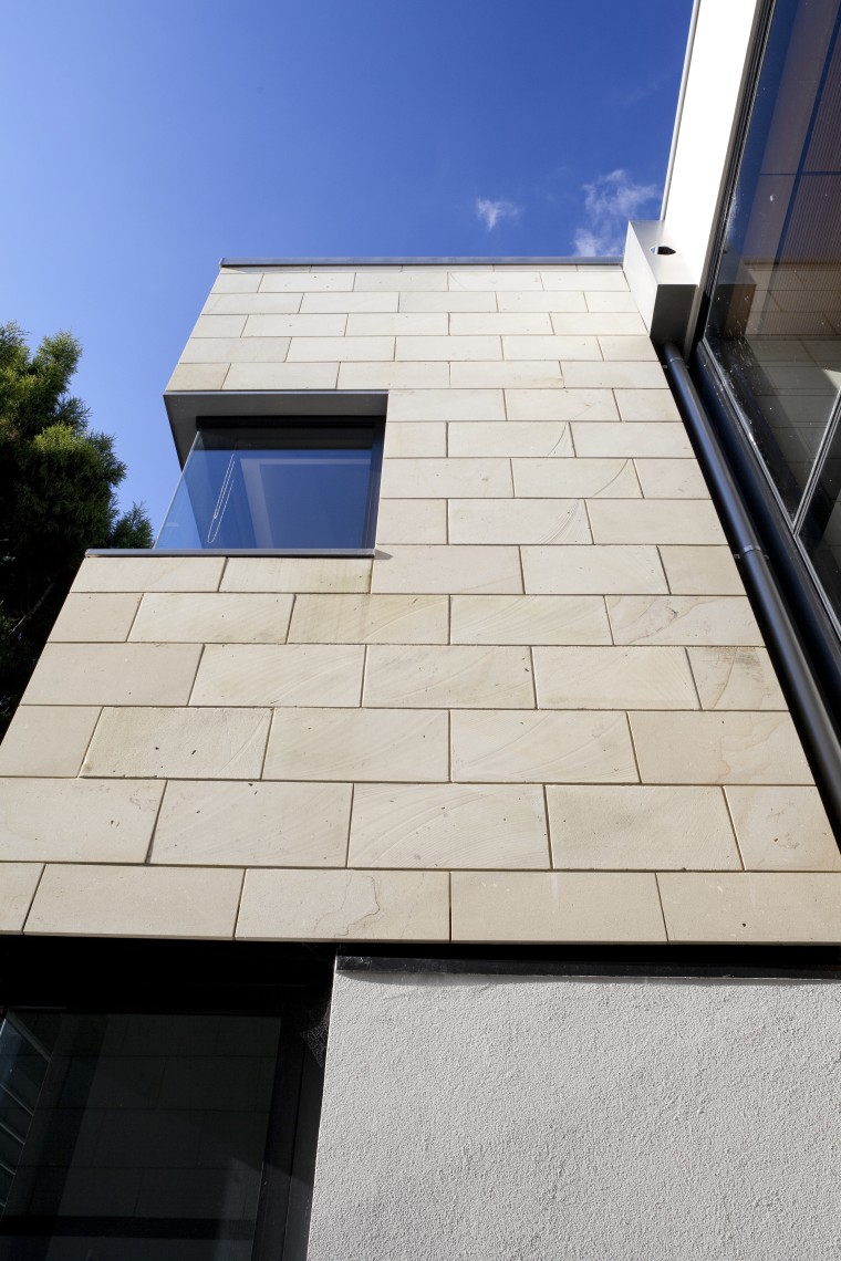 Best face forward with Hinuera stone cladding   Trends