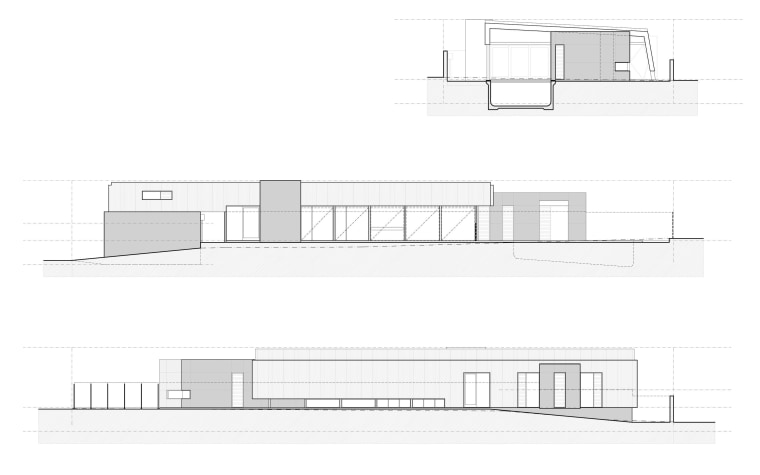 Final plans. angle, architecture, area, black and white, design, diagram, elevation, floor plan, furniture, house, line, product, product design, property, rectangle, structure, white