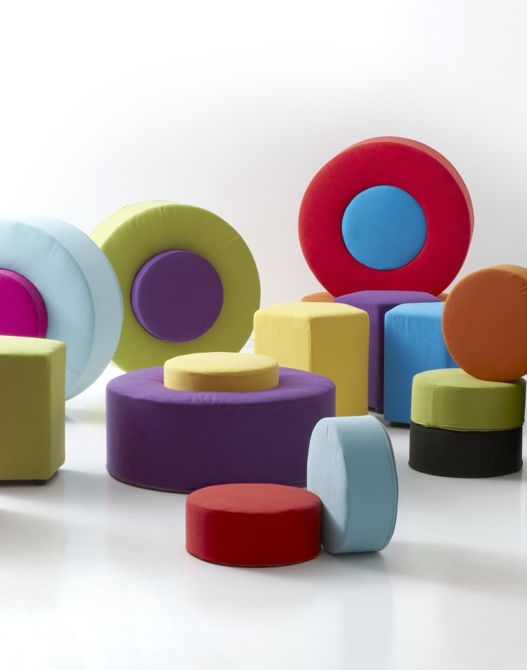 Unique fabric design. chair, furniture, plastic, product, product design, purple, table, white