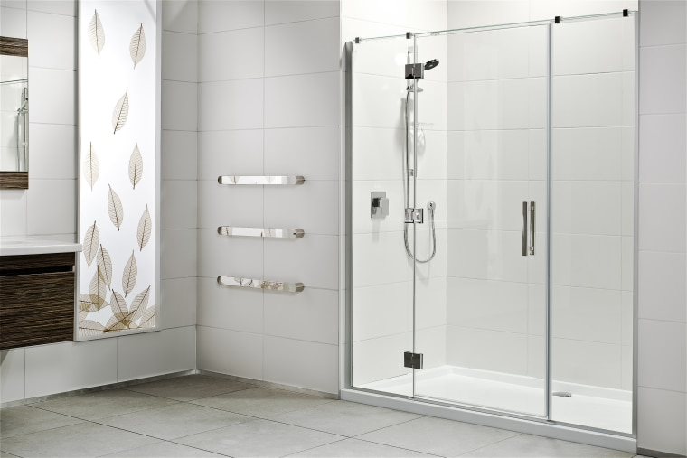 Protective Treatment Keeps Shower Glass Sparkling Trends