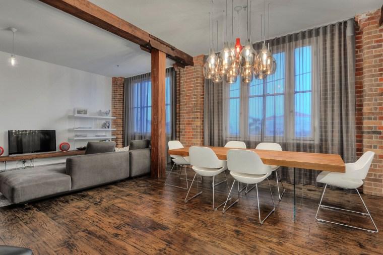 New York Loft Wood Flooring Carpet Vidalondon