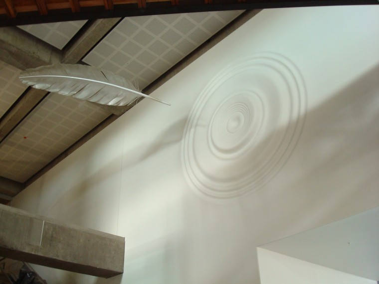 The broad skill set of Plaster Services is architecture, ceiling, daylighting, light, line, plaster, product design, structure, wood, gray
