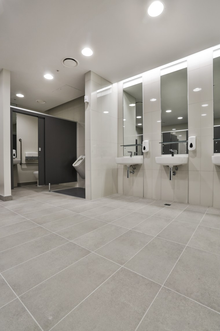 Emphasis On Quality Floor And Wall Surfaces Add To Trends