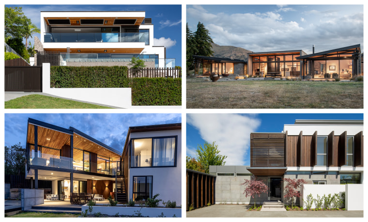 2019 TIDA Homes Architect Finalists - architecture   architecture, building, estate, facade, home, house, interior design, land lot, project, property, real estate, residential area, roof, room, urban design, window, gray
