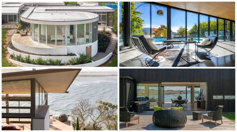 2019 TIDA NZ Homes 3 - architecture   architecture, building, condominium, design, furniture, home, house, interior design, property, real estate, resort, roof, room, white