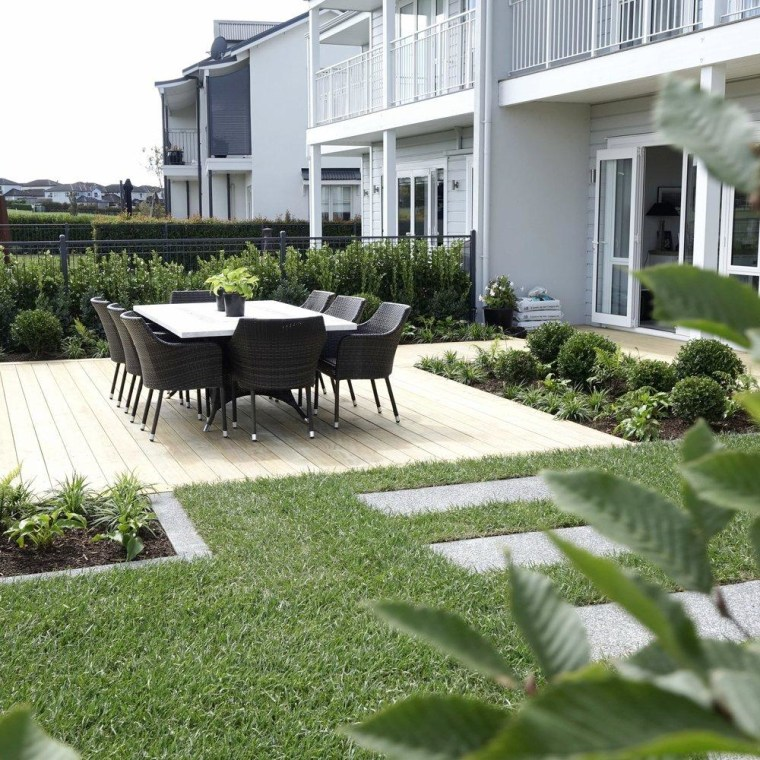 Your outdoor space should in all ways, look apartment, architecture, artificial turf, backyard, building, courtyard, furniture, garden, grass, home, house, landscape, landscaping, lawn, patio, plant, property, real estate, residential area, roof, room, shrub, tree, yard, white, green