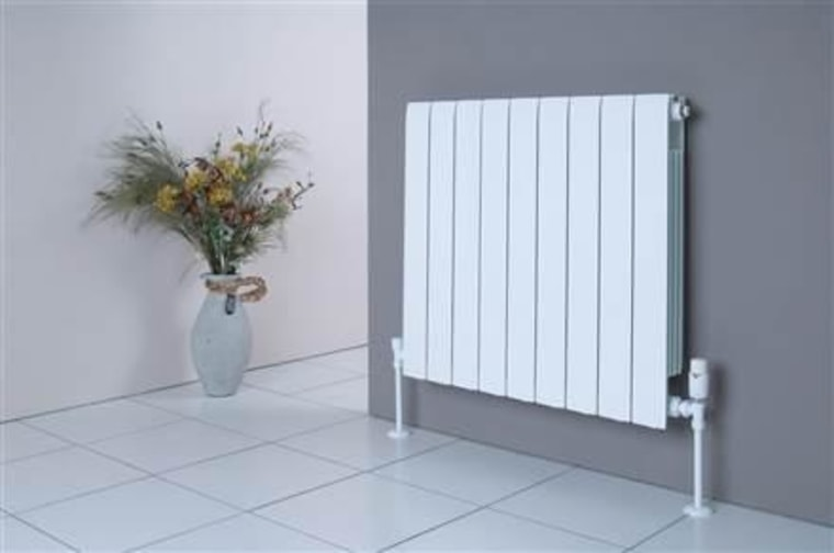 Another great option – this Alimunium radiator product, radiator, gray