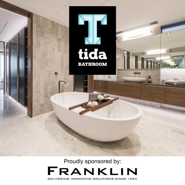Franklin 3 3 - architecture | bathroom | architecture, bathroom, building, ceiling, design, floor, flooring, font, furniture, interior design, plumbing fixture, property, room, tile, white
