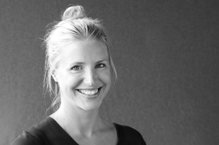 Emma Todd, senior principal at Boffa Miskell beauty, black-and-white, blond, chin, eye, eyebrow, face, facial expression, forehead, hair, hairstyle, head, iris, lip, monochrome, monochrome photography, nose, photo shoot, photograph, photography, portrait, portrait photography, skin, smile, black, gray