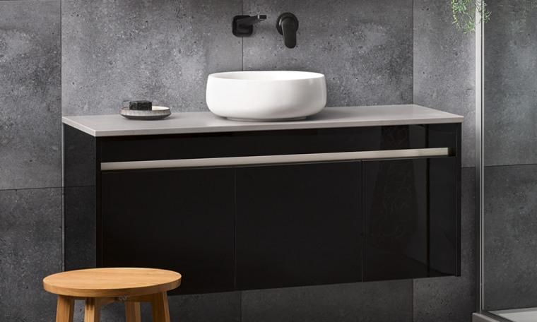Screen Shot 2018 09 06 At 1 23 bathroom, bathroom accessory, bathroom cabinet, bathroom sink, furniture, plumbing fixture, sink, tap, wall, black, gray
