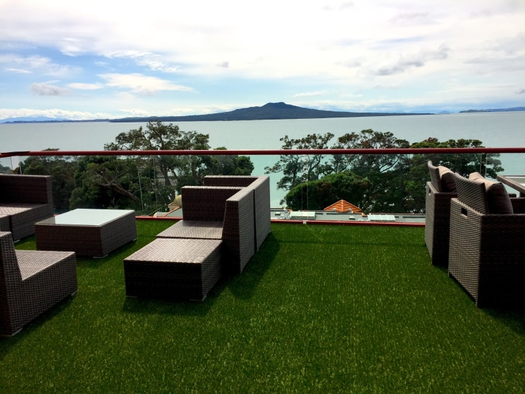 Simpson Western 1 - architecture | artificial turf architecture, artificial turf, building, furniture, grass, house, lawn, property, real estate, roof, sky, tree, white, brown