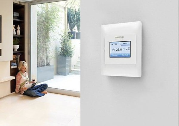 Warmup Thermostat Lounge 1 - home appliance | home appliance, product, white