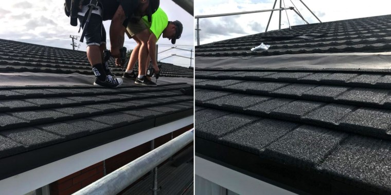 Installing a new roof - automotive tire | automotive tire, daylighting, outdoor structure, roof, tire, black