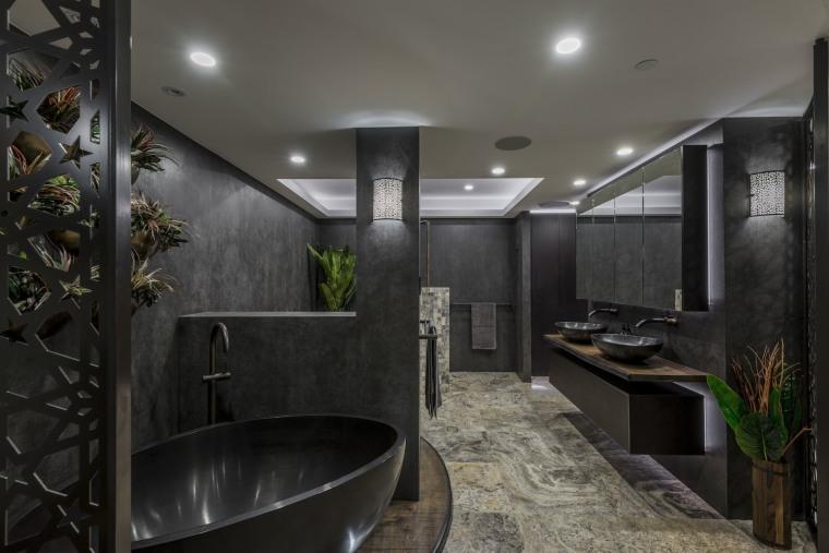 Sublime Architectural Interiors - TIDA AUS 2017 – architecture, ceiling, house, interior design, black, gray