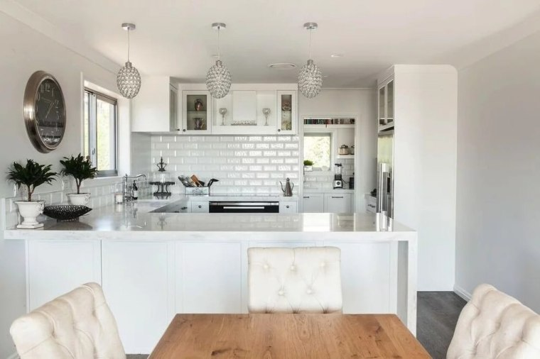 Want To Learn How To Lift Your Kitchen Countertop, Cuisine Classique, Home,  Interior