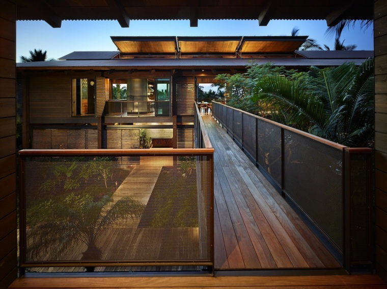 Architect: Olson KundigPhotography by Benjamin Benschneider architecture, deck, house, outdoor structure, property, real estate, roof, wood, black