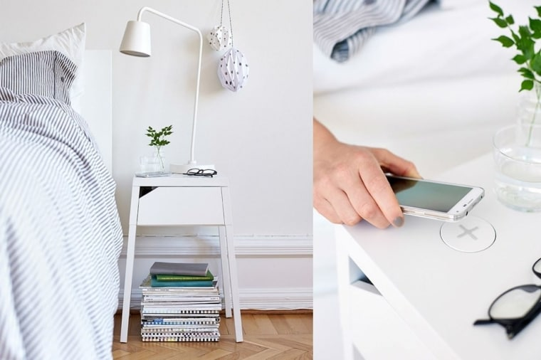 Charging made simple clothes hanger, furniture, interior design, product, product design, shelf, shelving, table, white