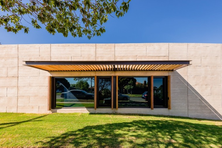 Architect: FMSA ArchitecturePhotography by Phil Nitchie and architecture, estate, facade, home, house, property, real estate