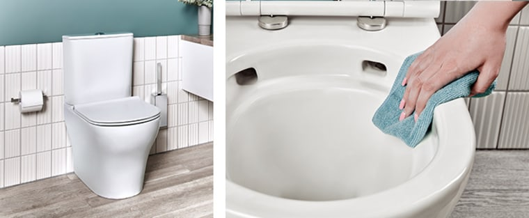 American Standard Cygnet Hygiene Toilet – available at bathroom, bathroom accessory, bathroom sink, bathtub, ceramic, drain, floor, material property, plumbing, plumbing fixture, room, tap, tile, toilet, toilet seat, wall, white