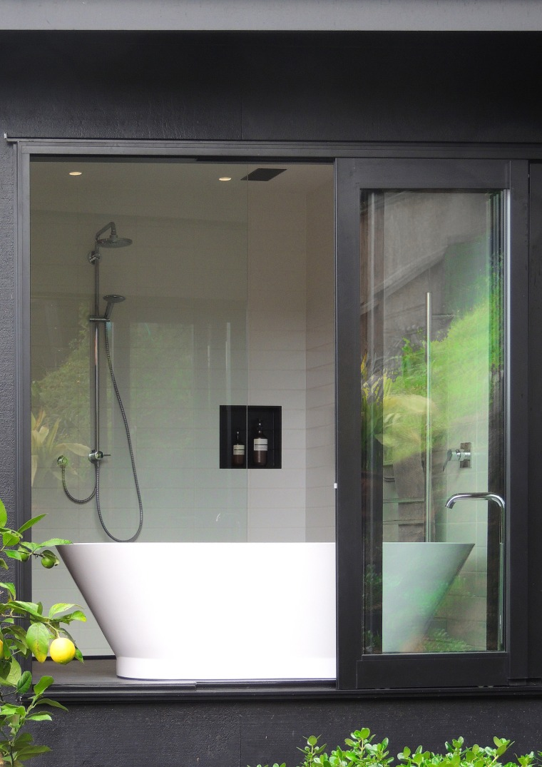 Room with a view – a private view architecture, door, glass, house, interior design, window, gray, black