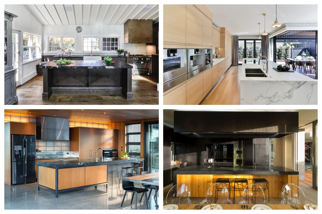 2019 Tida New Zealand Kitchen Finalists Trends