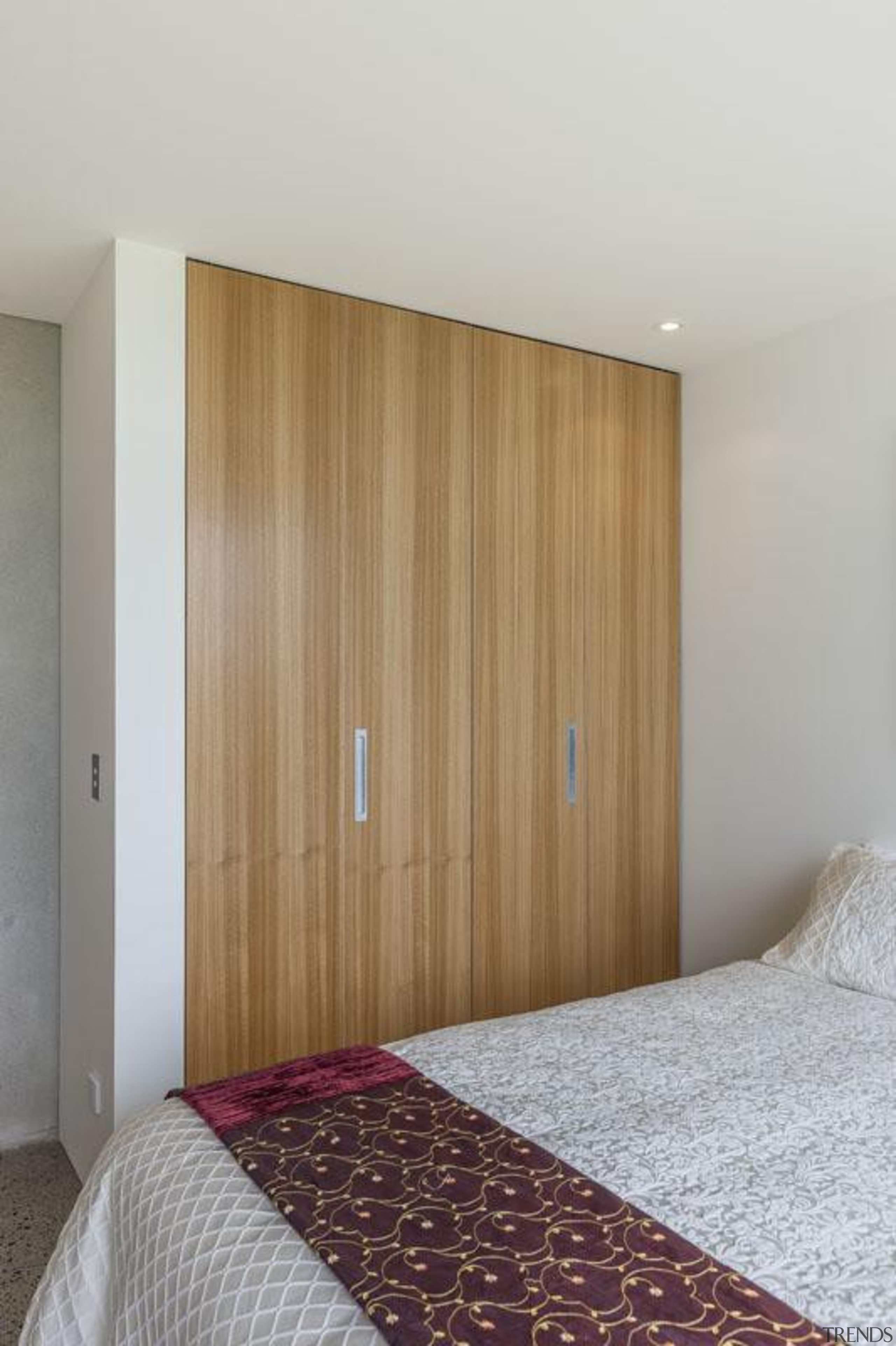 Bedroom Cabinet - architecture | bed | bedroom architecture, bed, bedroom, ceiling, door, floor, flooring, furniture, hardwood, house, interior design, laminate flooring, property, real estate, room, wall, wood, wood stain, gray