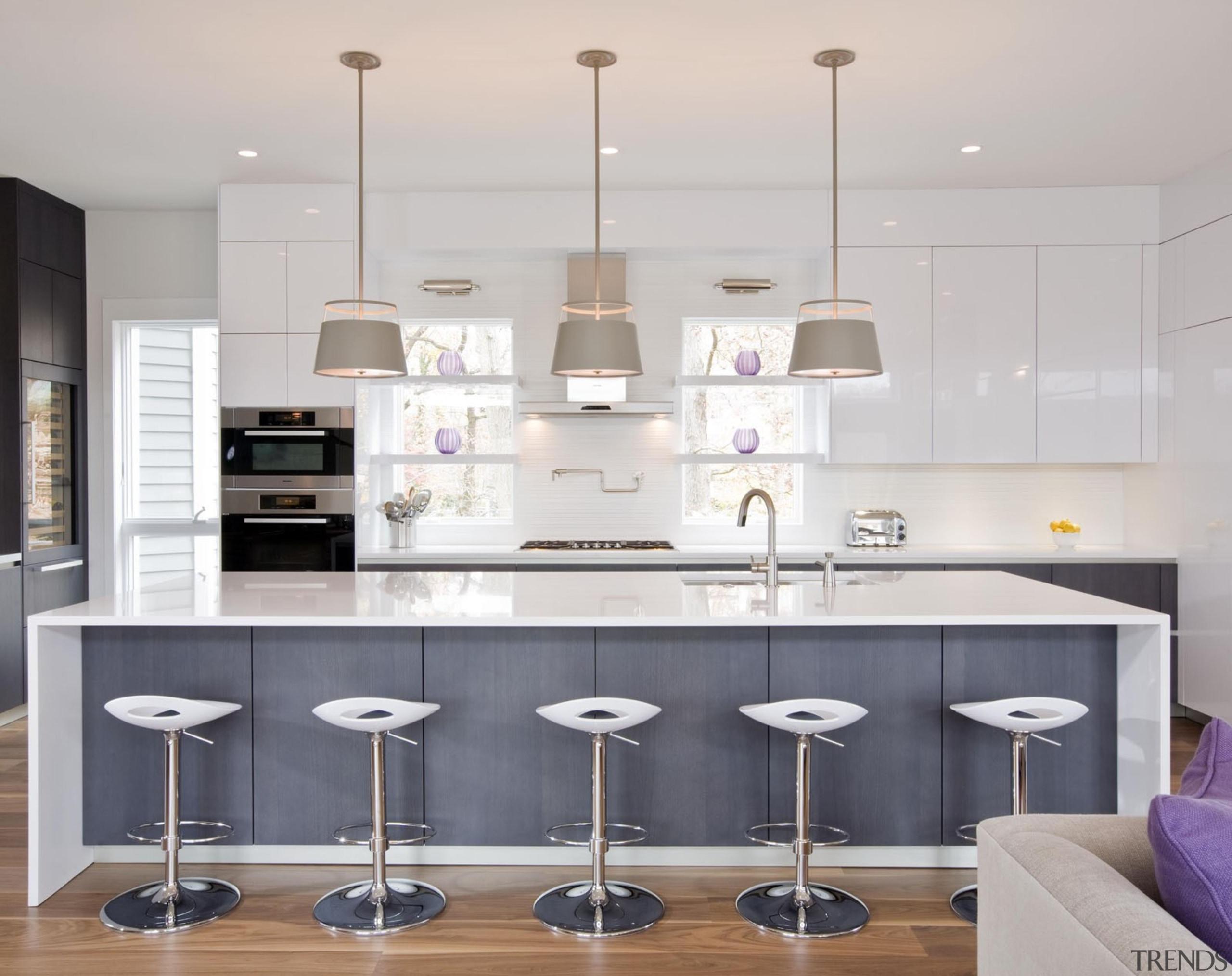 Erin Pitts - Blanco Zeus Extreme - Erin cabinetry, countertop, cuisine classique, interior design, kitchen, product design, gray