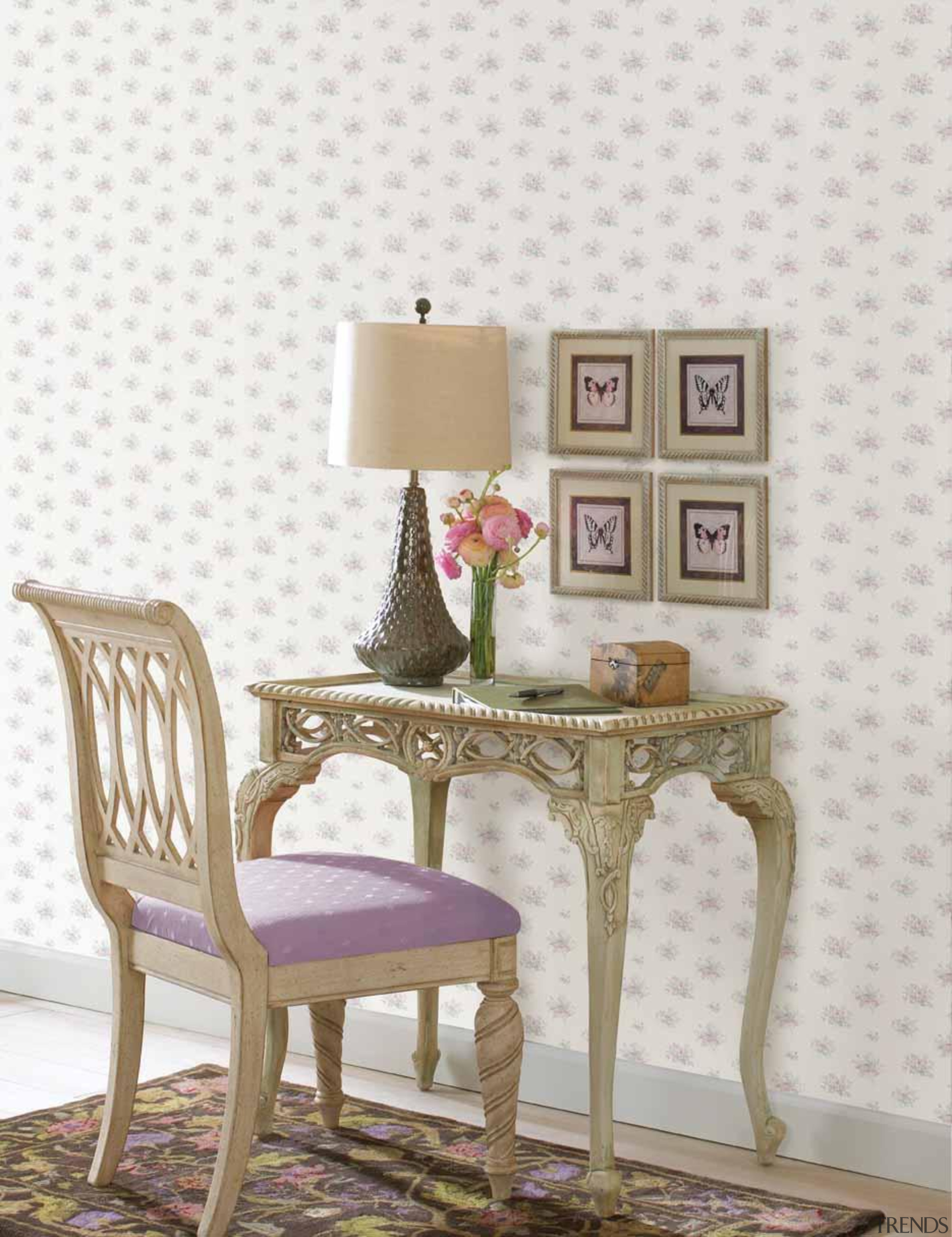 Modern Style Range - chair | furniture | chair, furniture, interior design, pink, product design, table, wall, white