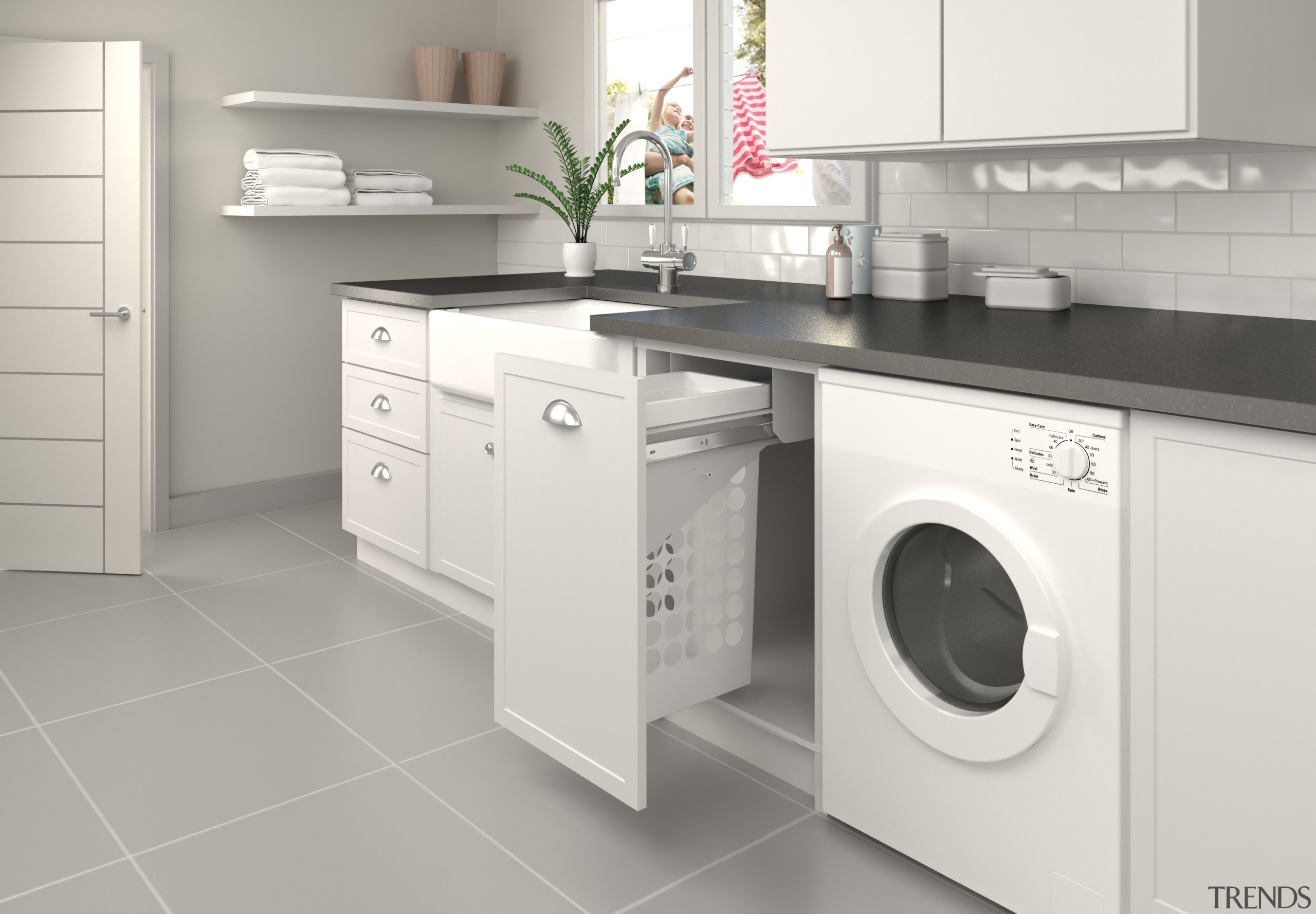 Tanova laundry solutions are offered in a variety clothes dryer, countertop, cuisine classique, floor, home appliance, kitchen, kitchen stove, laundry, laundry room, major appliance, product, product design, room, washing machine, gray