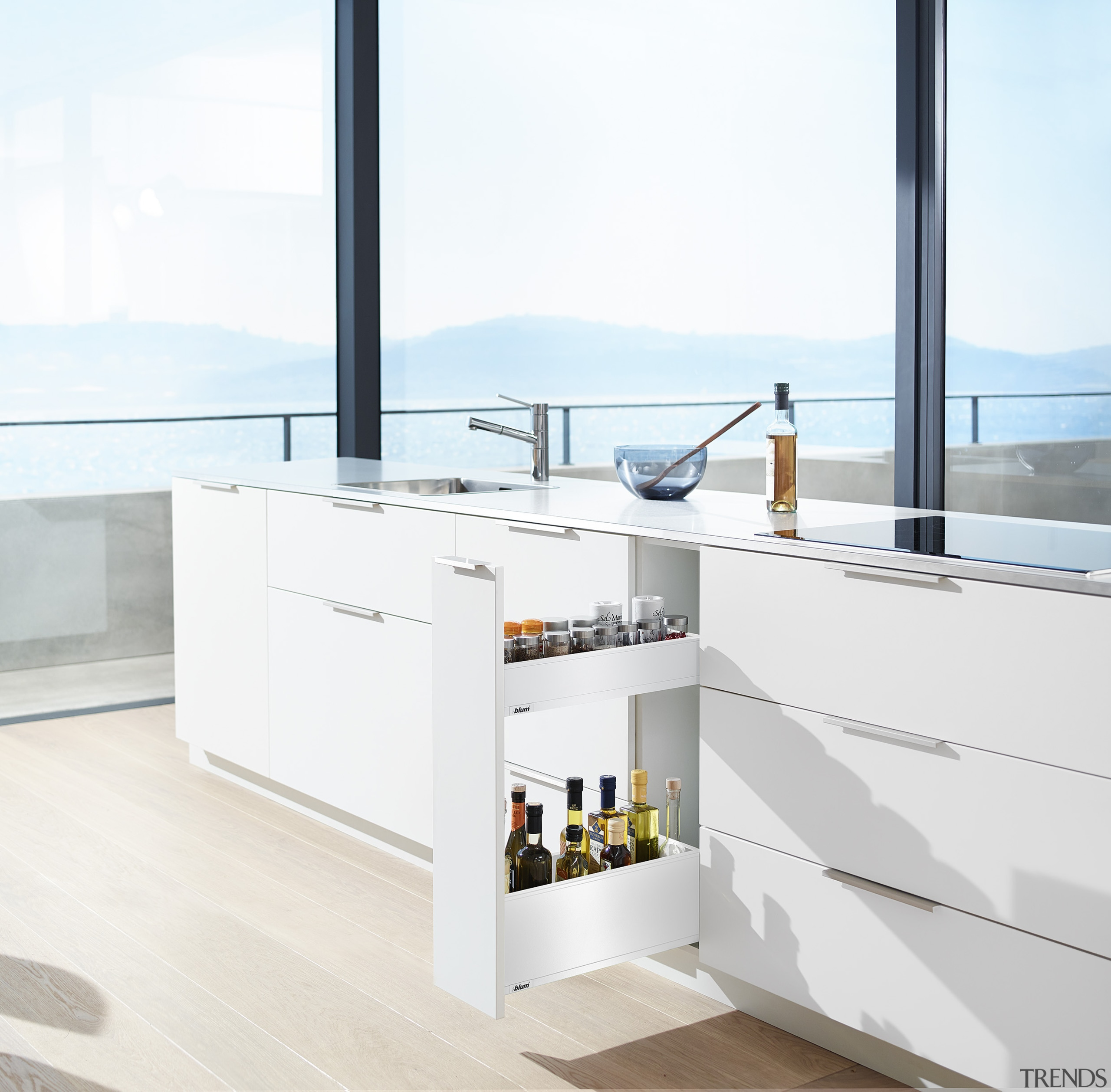 Blum SPACE TWIN with LEGRABOX 2 -