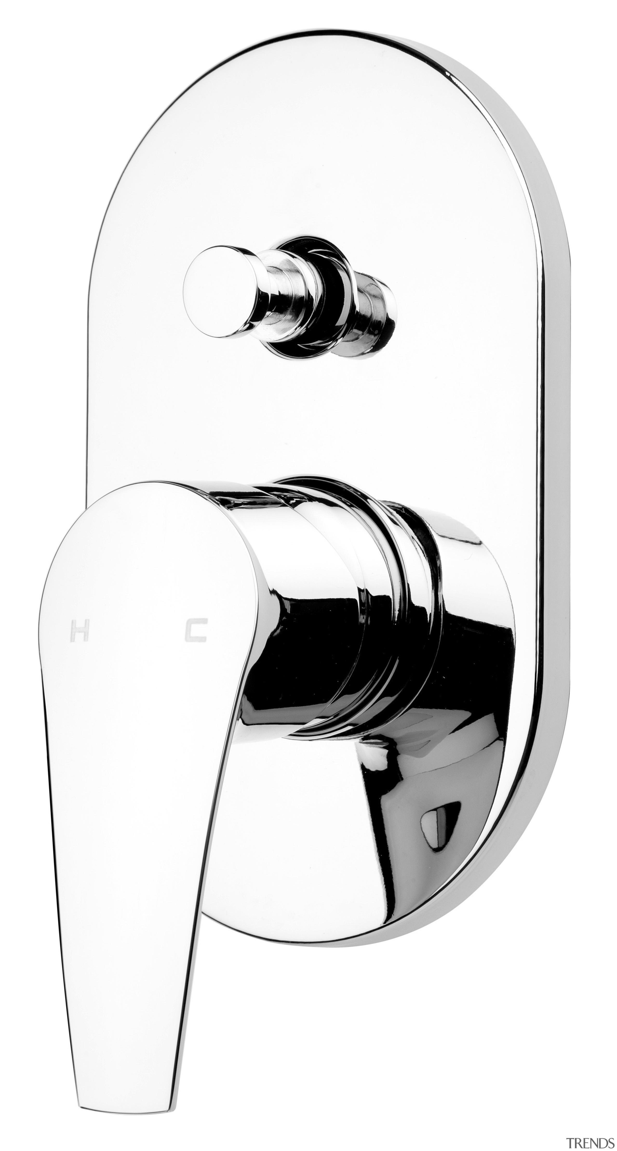 Ecomix Diverter Shower Mixer VECM035 - Ecomix Diverter black and white, plumbing fixture, product, product design, tap, white
