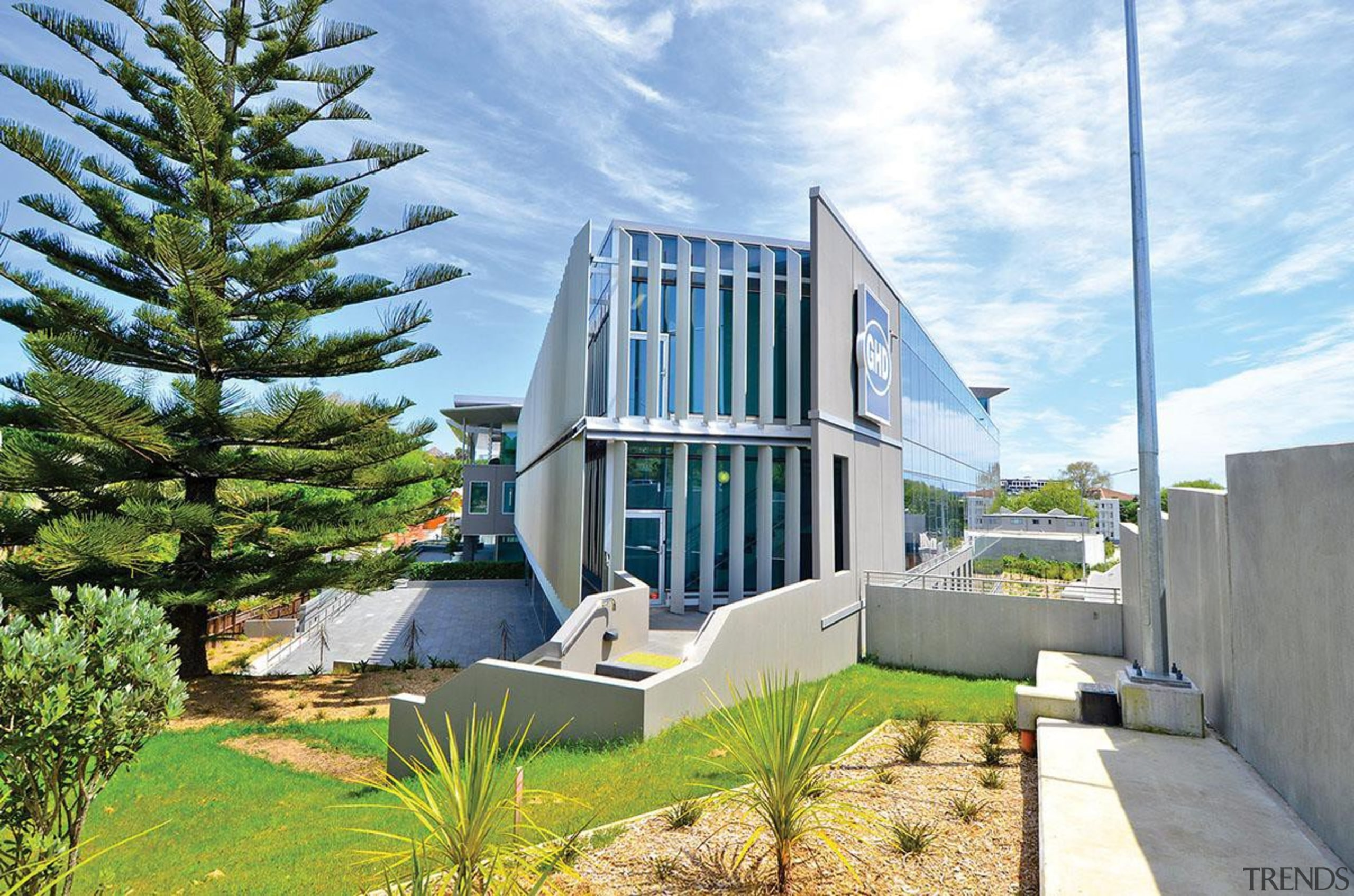 EXCELLENCE AWARDGHD Centre (3 of 4) - Hays architecture, cottage, home, house, property, real estate, residential area, white