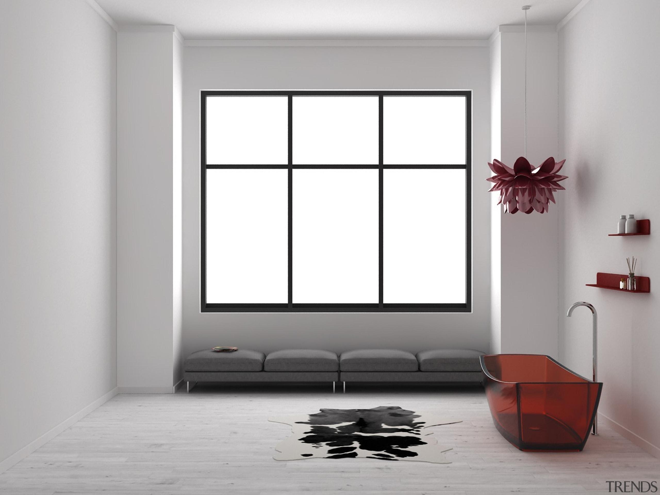 Colour Range Orange - Colour Range Orange - floor, furniture, interior design, room, wall, window, gray, white