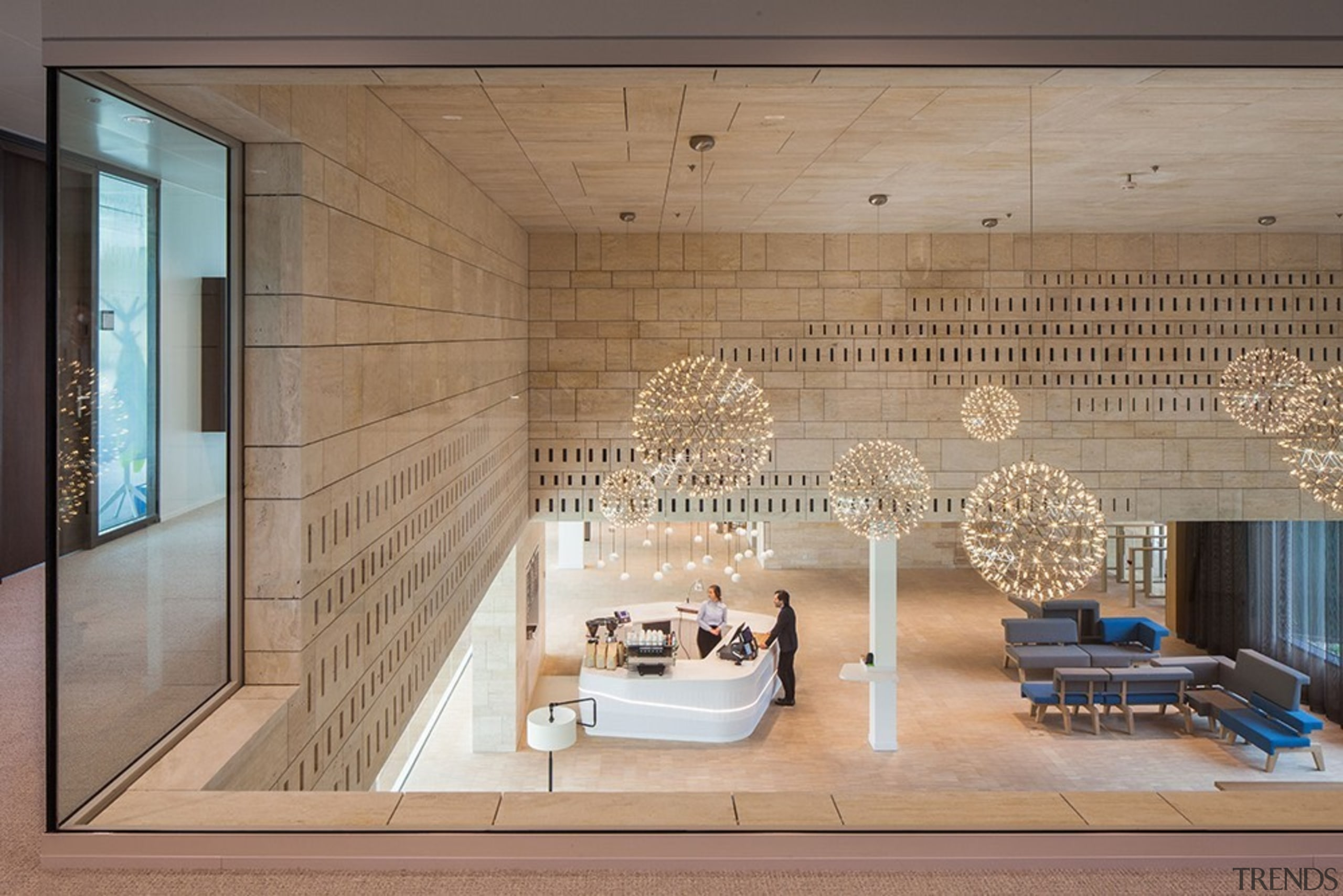 Eurojust - architecture | daylighting | house | architecture, daylighting, house, interior design, wood, brown, gray