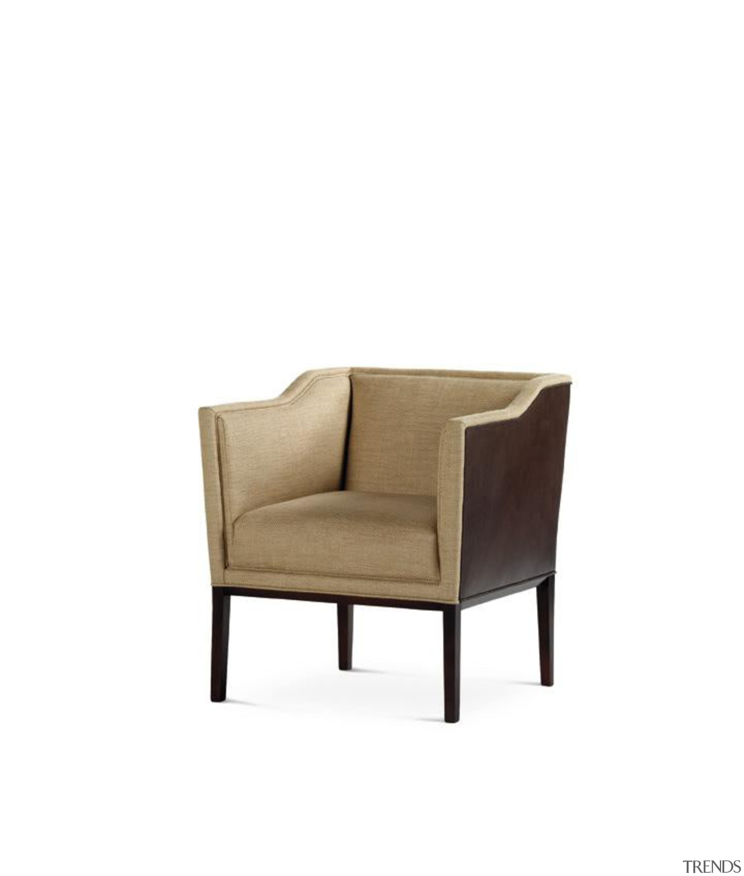 The work of William Sofield is defined not angle, armrest, chair, club chair, furniture, loveseat, product design, white