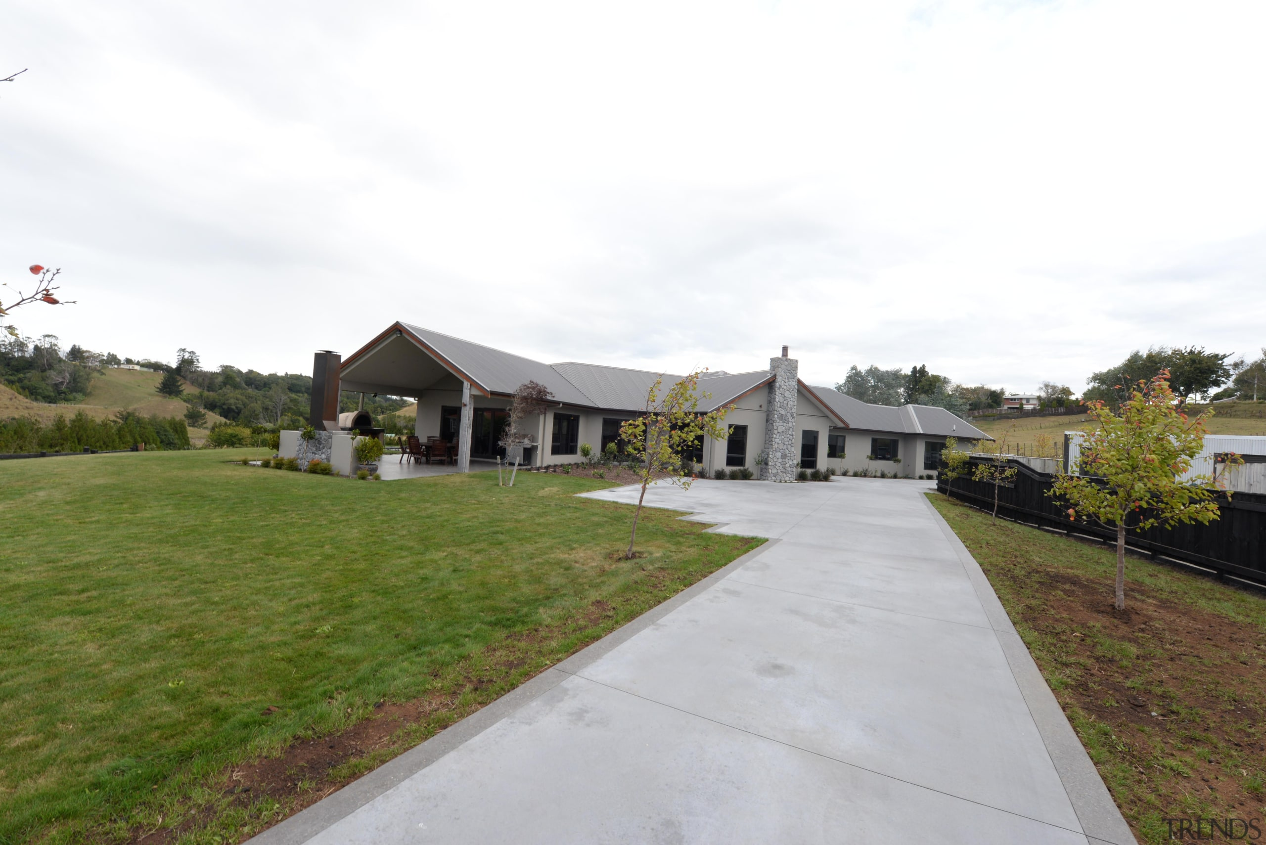 Built in Taranaki by Fowler HomesFor more information, asphalt, cottage, estate, farmhouse, grass, home, house, land lot, landscape, property, real estate, residential area, roof, suburb, white, brown