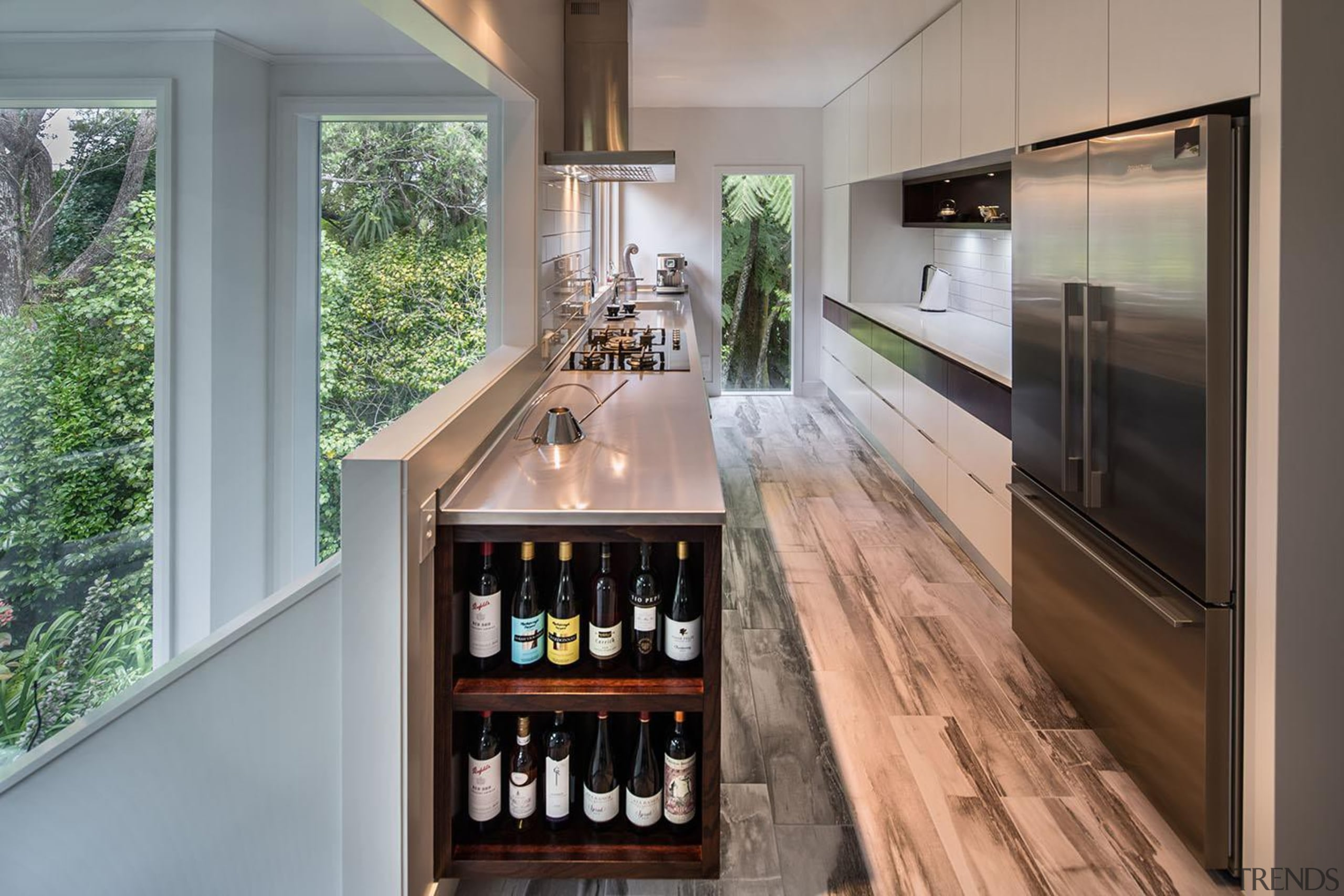 Proudly brought to you by Kitchen Things - architecture, house, interior design, window, gray
