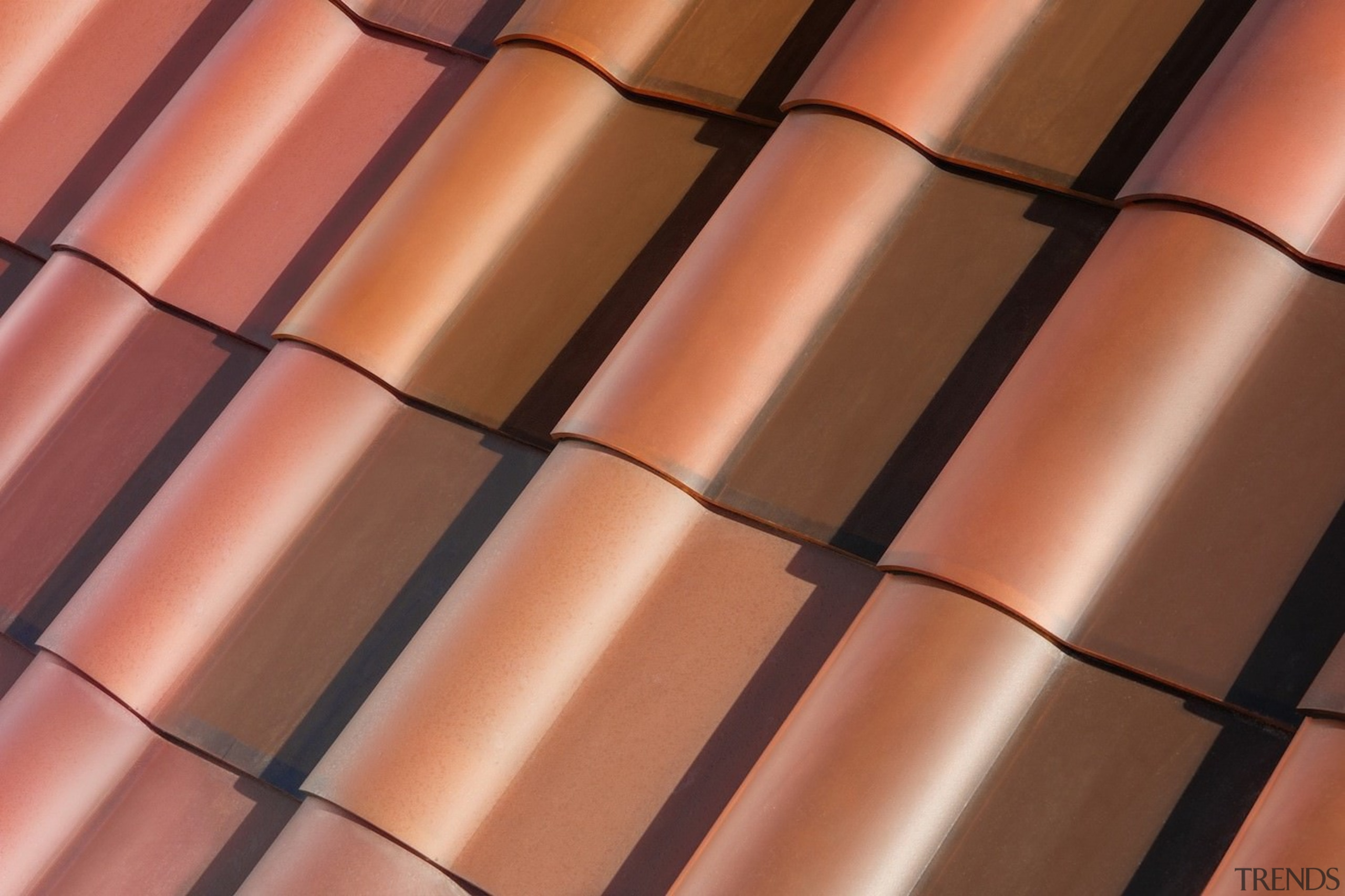 Tesla Solar Roof tiles - Tesla Solar Roof flooring, line, material, metal, orange, orange, brown