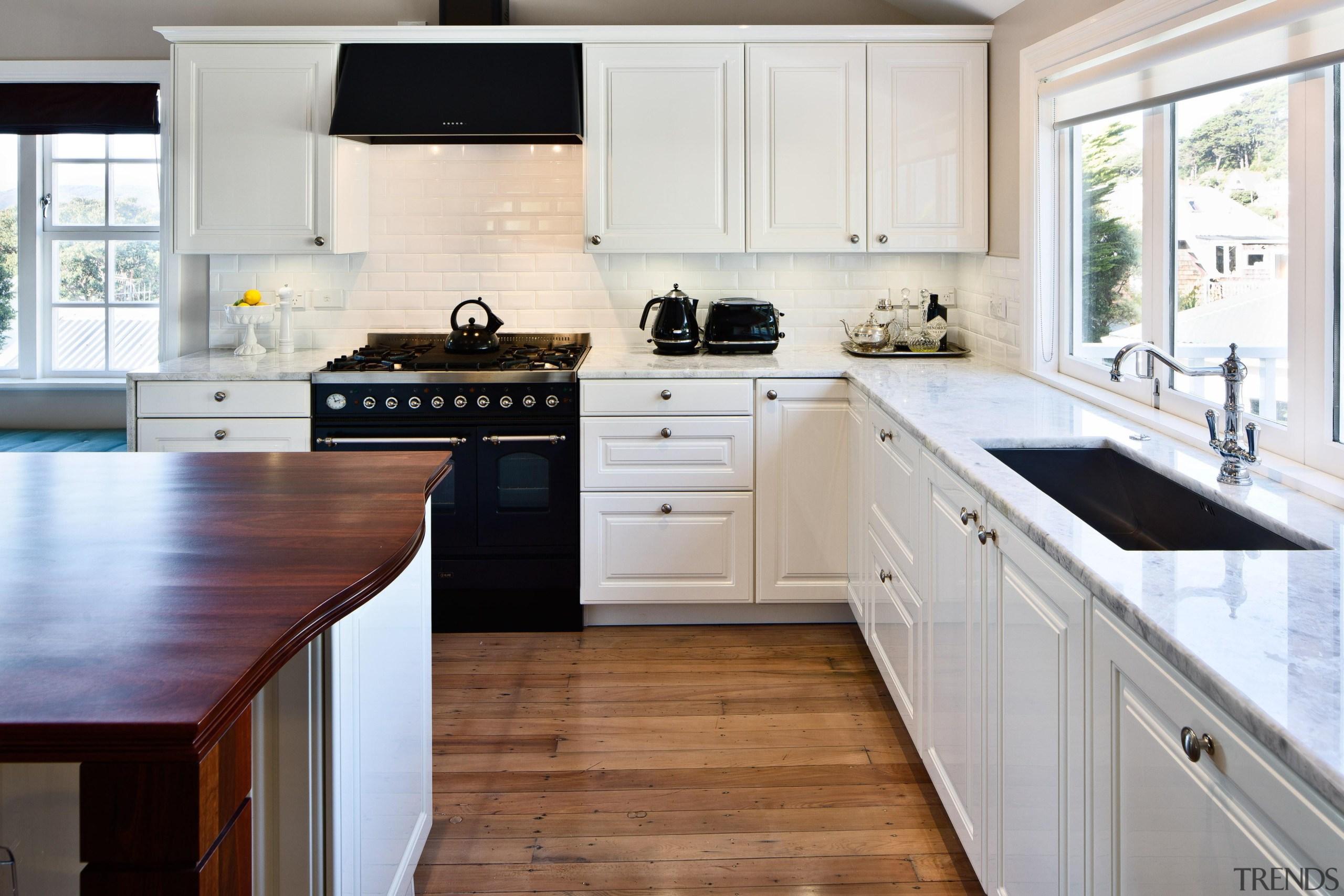 Wellington Kitchen of the Year 2013National Kitchen and cabinetry, countertop, cuisine classique, floor, flooring, hardwood, interior design, kitchen, laminate flooring, room, wood, wood flooring, white