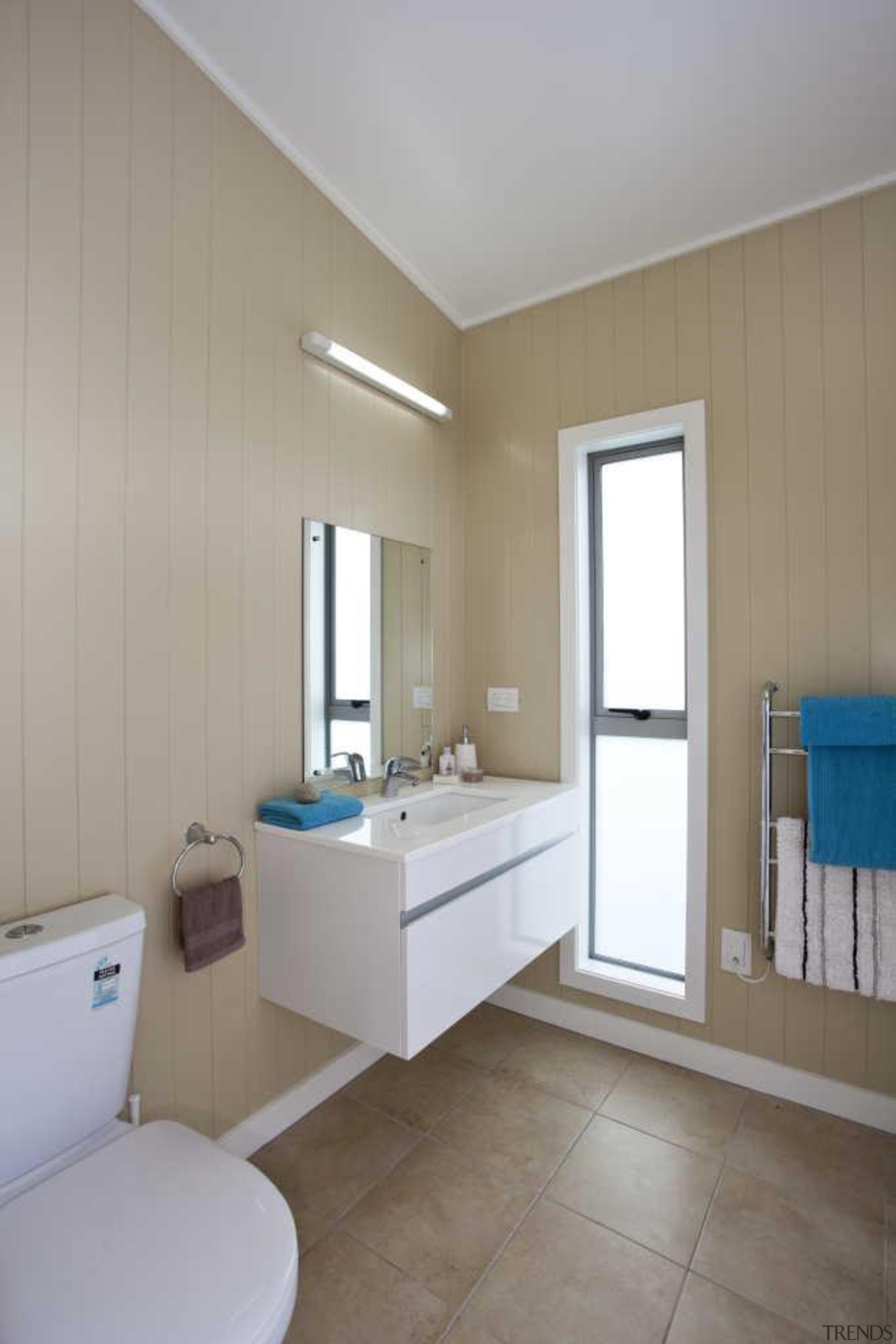 Contemporary bathroom - Bathroom - bathroom   floor bathroom, floor, home, interior design, real estate, room, gray