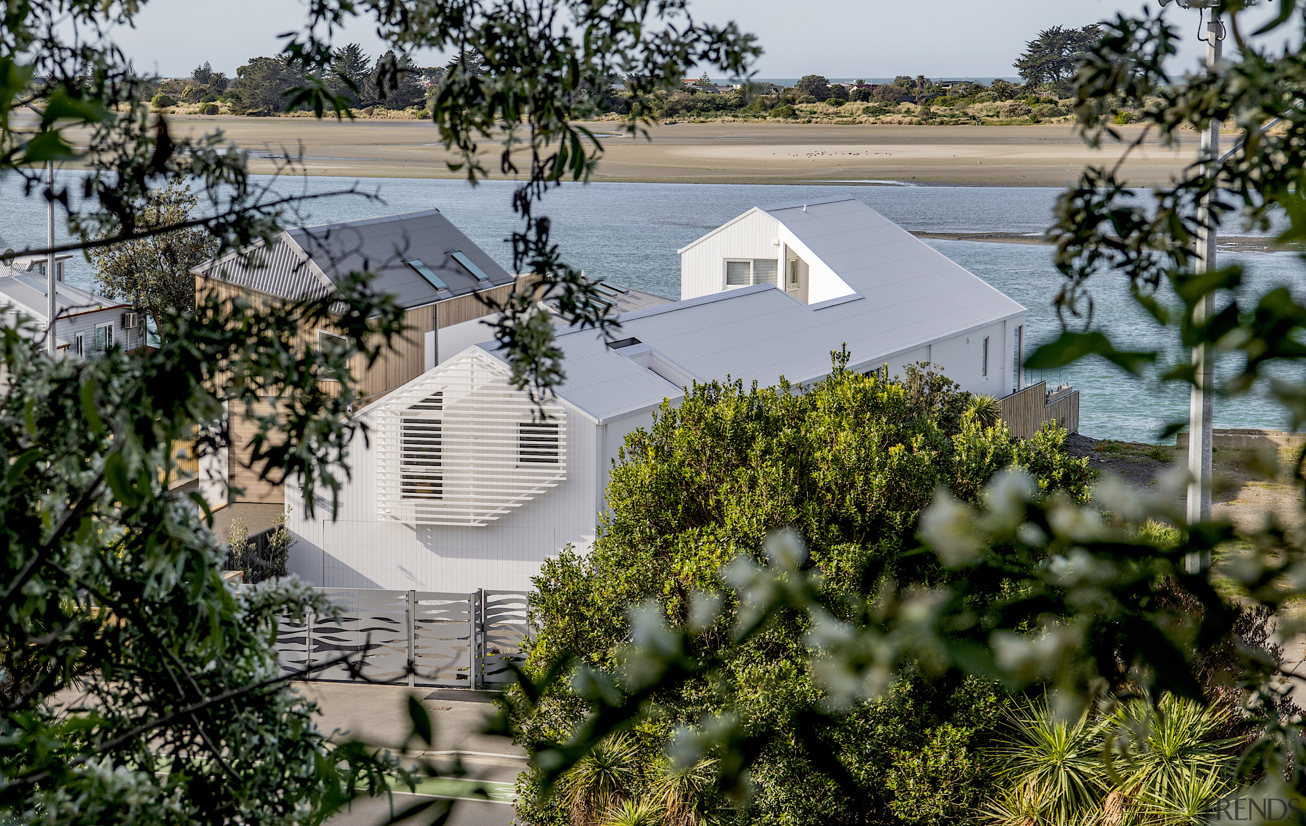 For their own home, architect Richard Dalman wanted