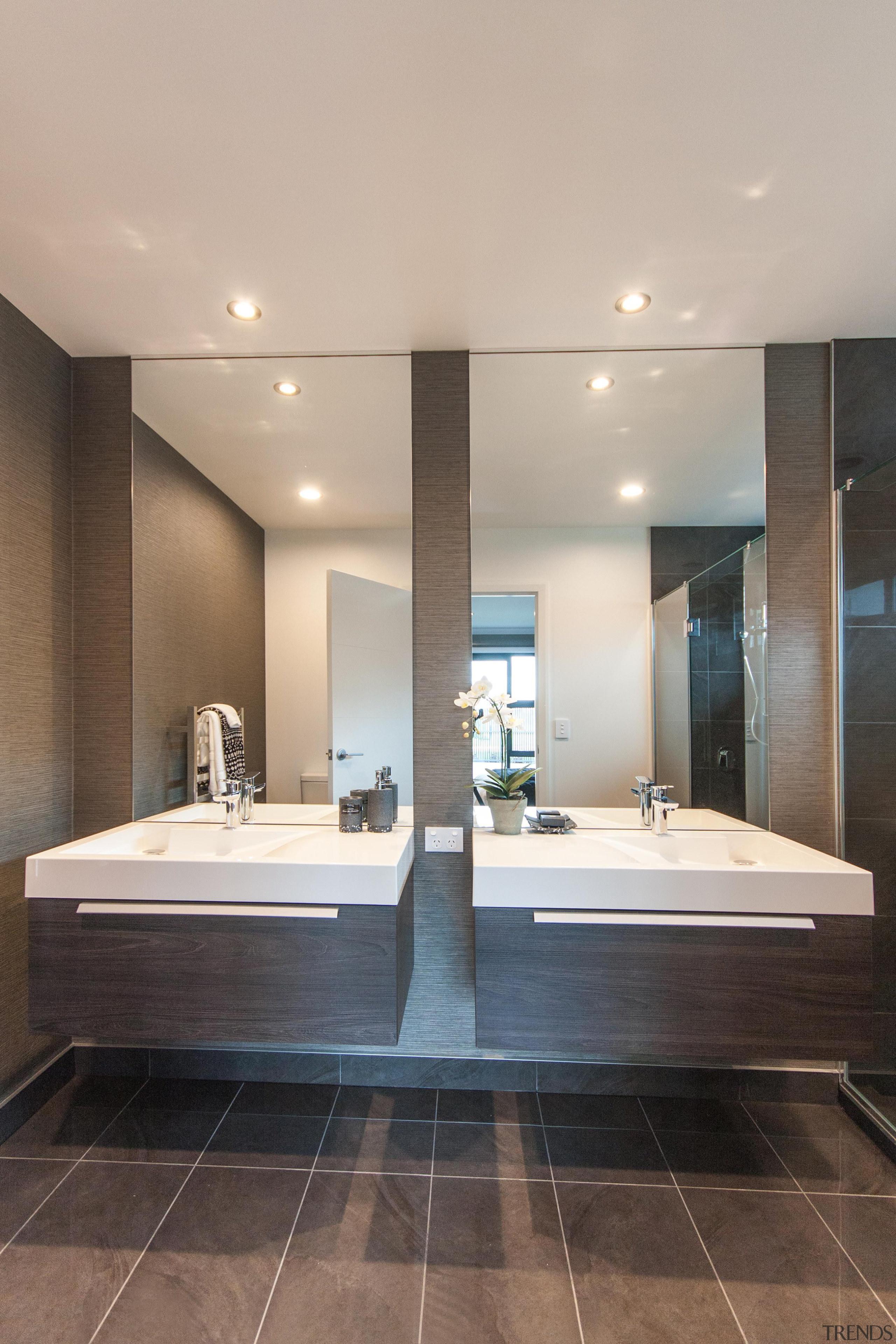 gjgardner4347.jpg - gjgardner4347.jpg - architecture | bathroom | architecture, bathroom, ceiling, floor, flooring, interior design, room, sink, tile, gray
