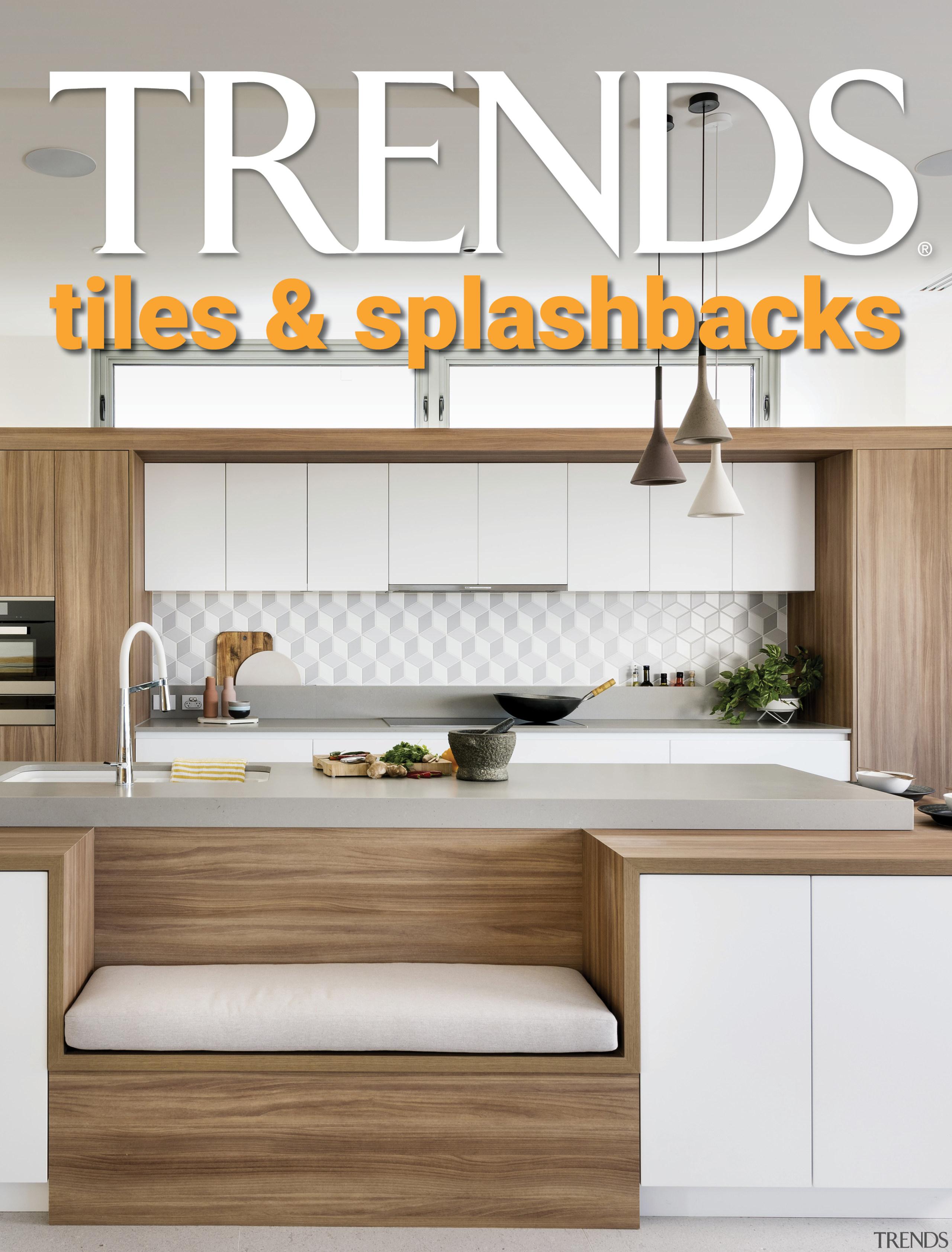 TRENDS MINI COVER tiles splashbacks -