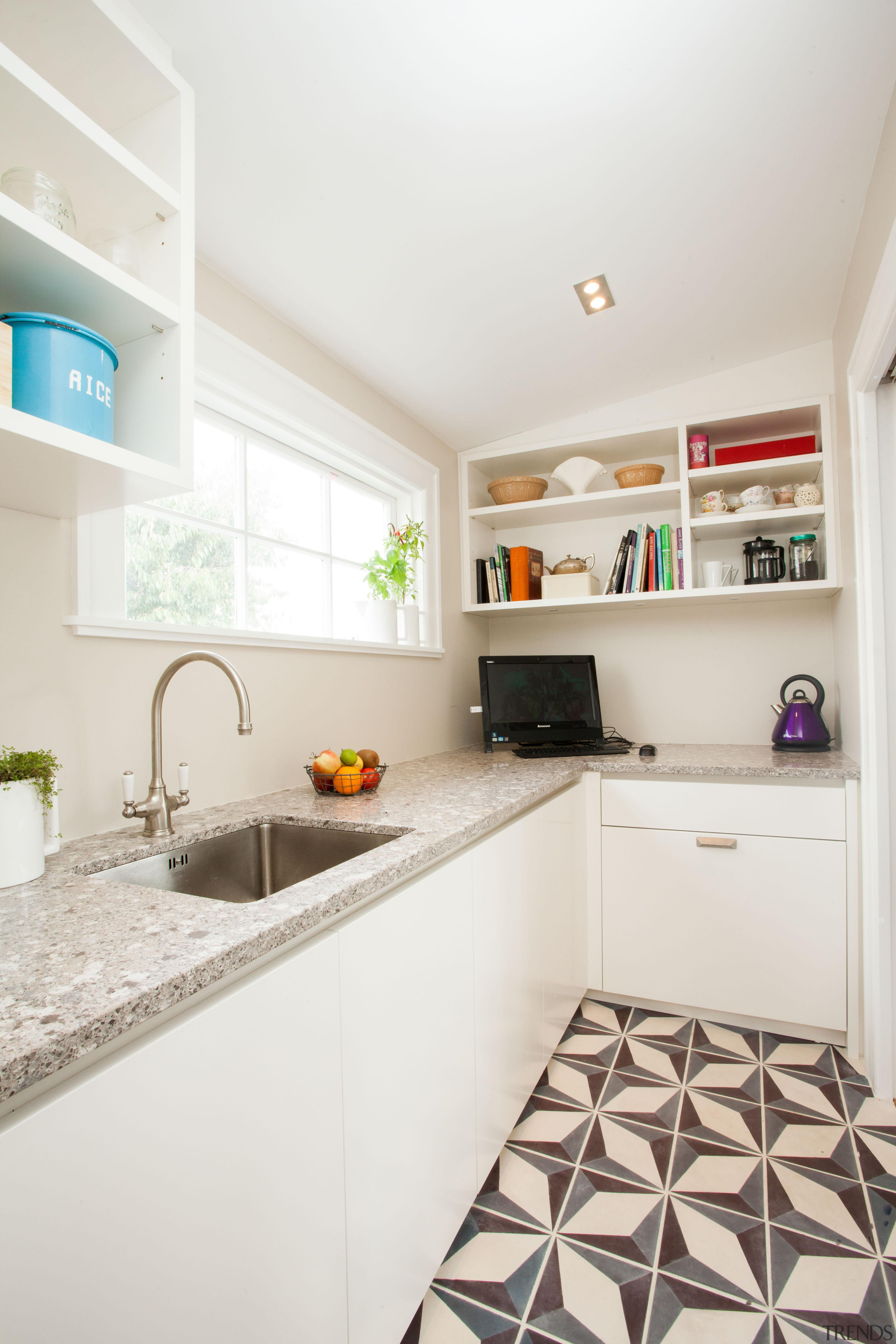 scp-30.jpg - cabinetry | countertop | floor | cabinetry, countertop, floor, home, interior design, kitchen, property, real estate, room, white