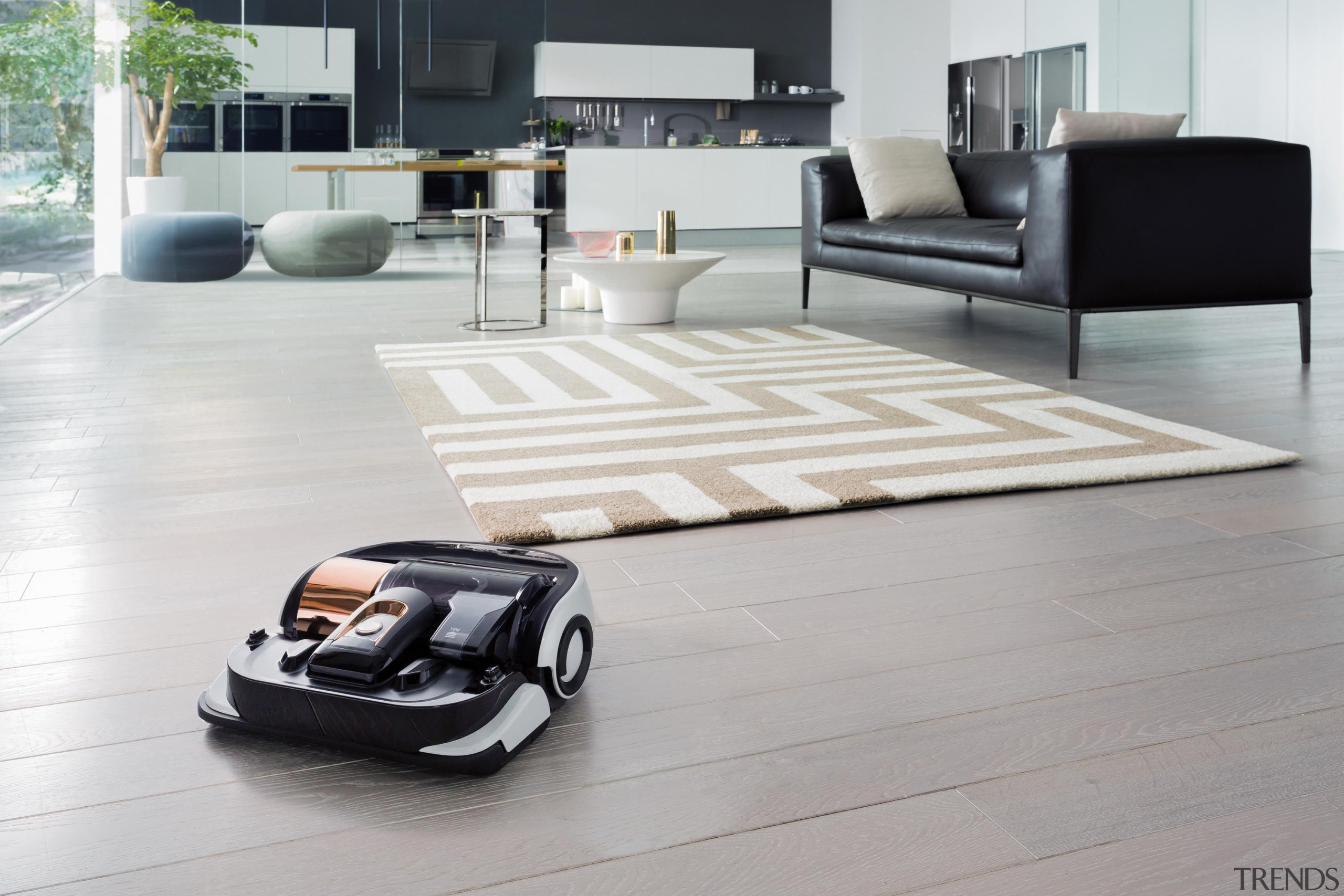 True Performance with Power• CycloneForce™ for powerful suction automotive design, automotive exterior, car, floor, flooring, furniture, laminate flooring, product, technology, vehicle, wood flooring, gray