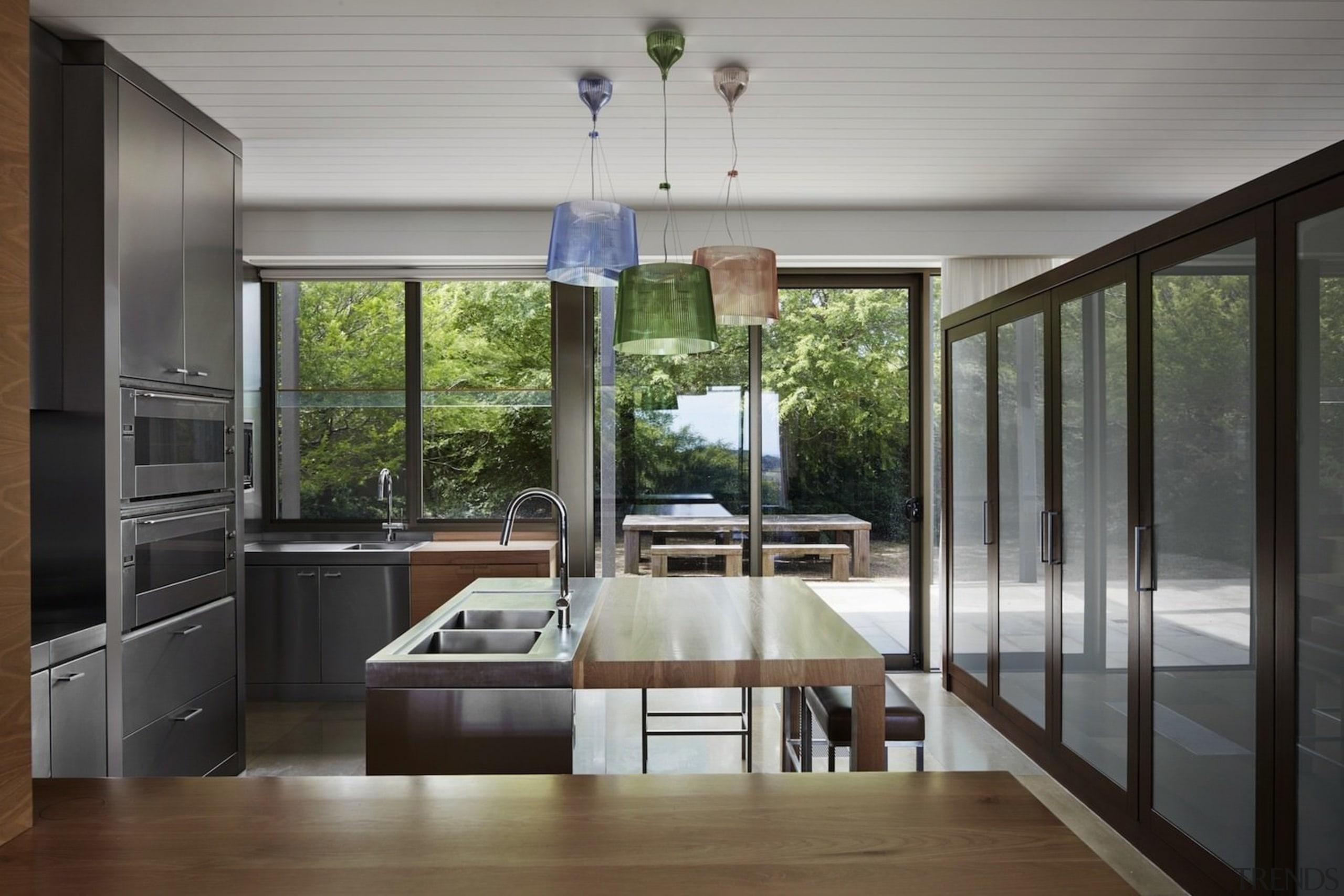Architect: B.E Architecture architecture, daylighting, door, house, interior design, real estate, window, gray, black