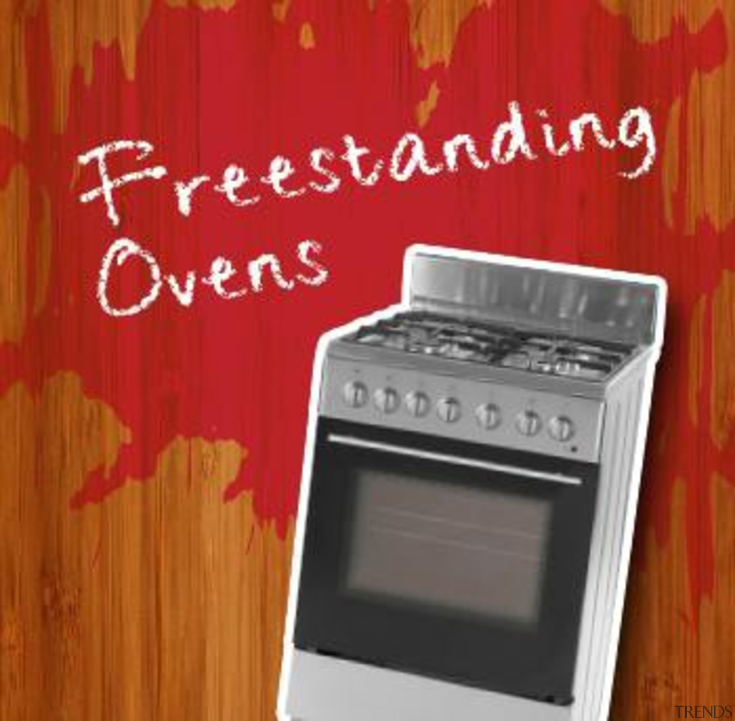 Baumatic brochure on our freestanding ovensFor more information, gas stove, home appliance, kitchen appliance, major appliance, product, red, brown