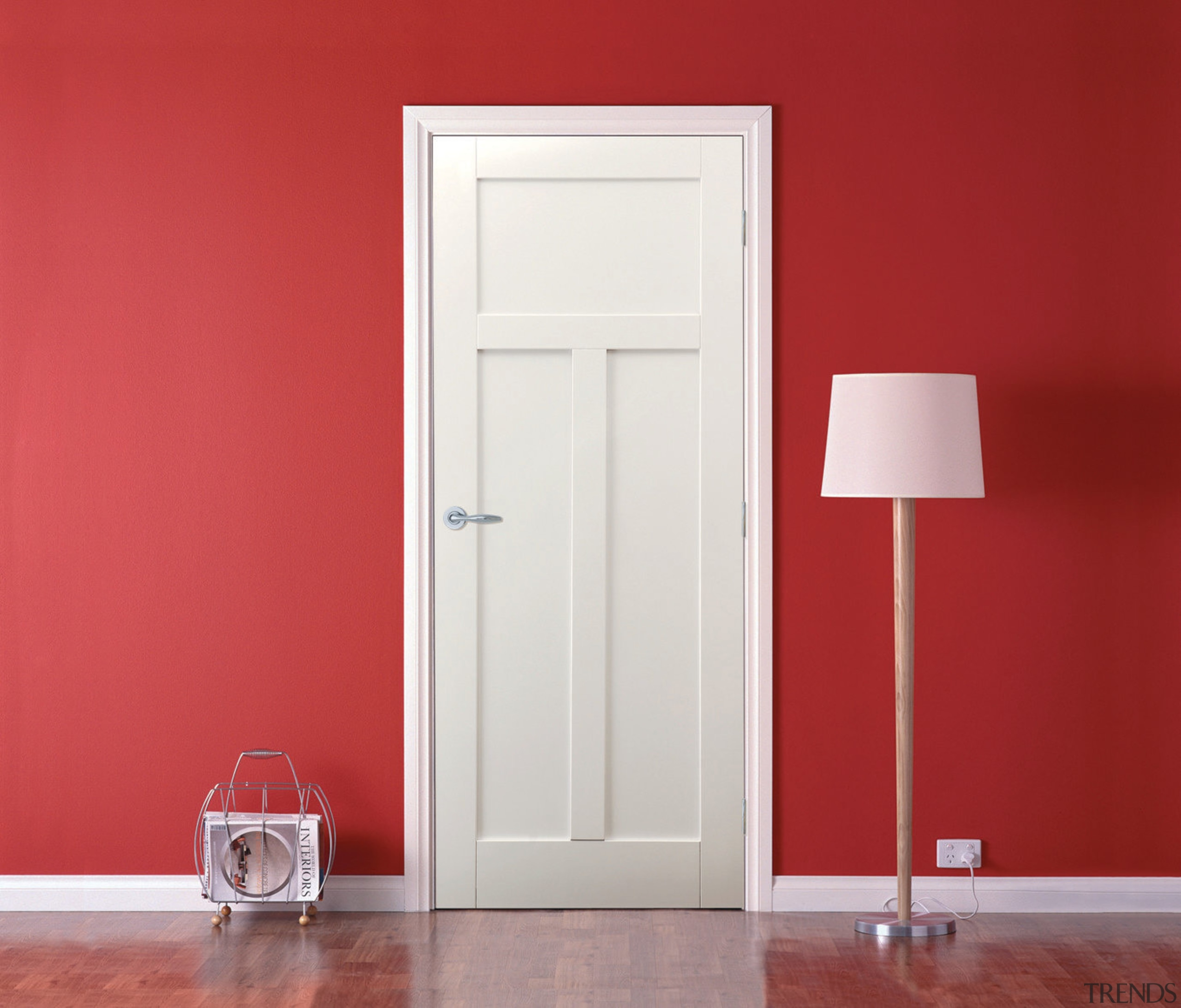 f072d700e3132 The Moda interior door is loosely modelled on the shaker door style.