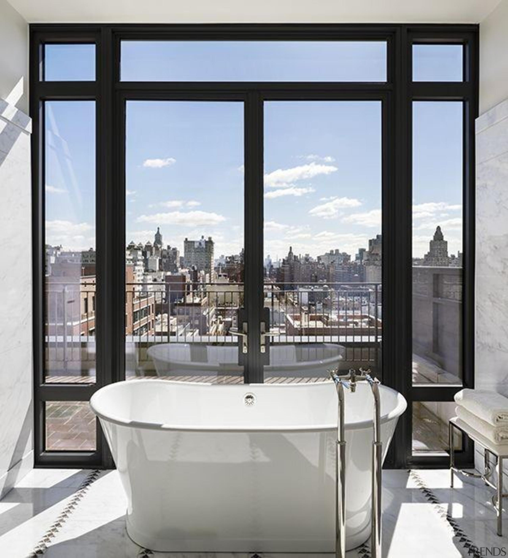 Jon Bon Jovi's new apartment in NYC – architecture, interior design, real estate, window, white, gray